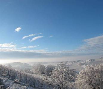 Winter in der Steiermark